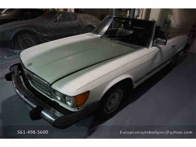 Picture of '82 380SL Offered by  - MQQQ