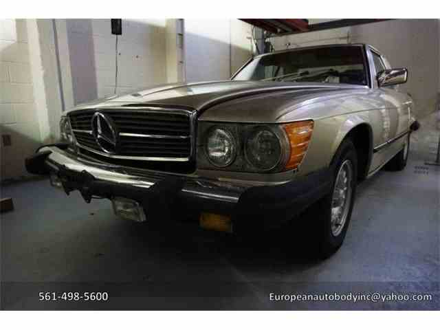 Picture of '85 Mercedes-Benz 380SL Offered by  - MQQR