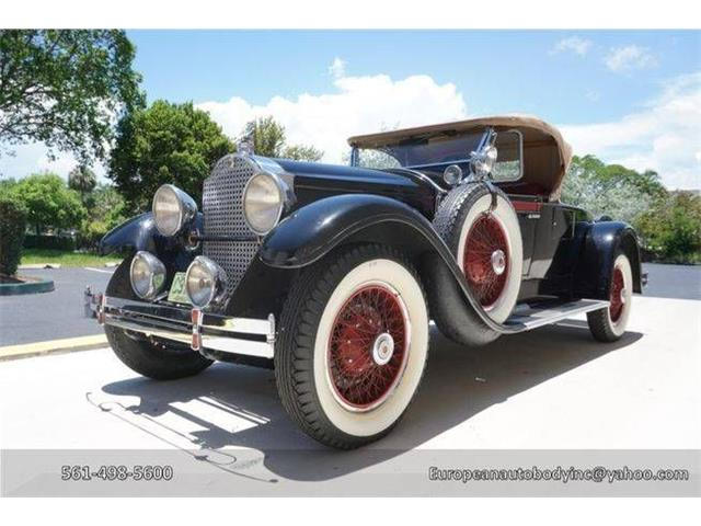 Picture of Classic '29 Eight located in Boca Raton Florida Auction Vehicle Offered by  - MQQS