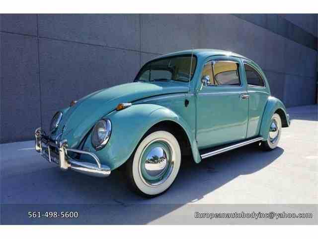 Picture of '63 Beetle - MQQU