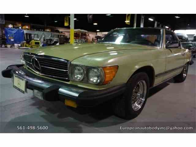 Picture of '77 450SL - MQQV