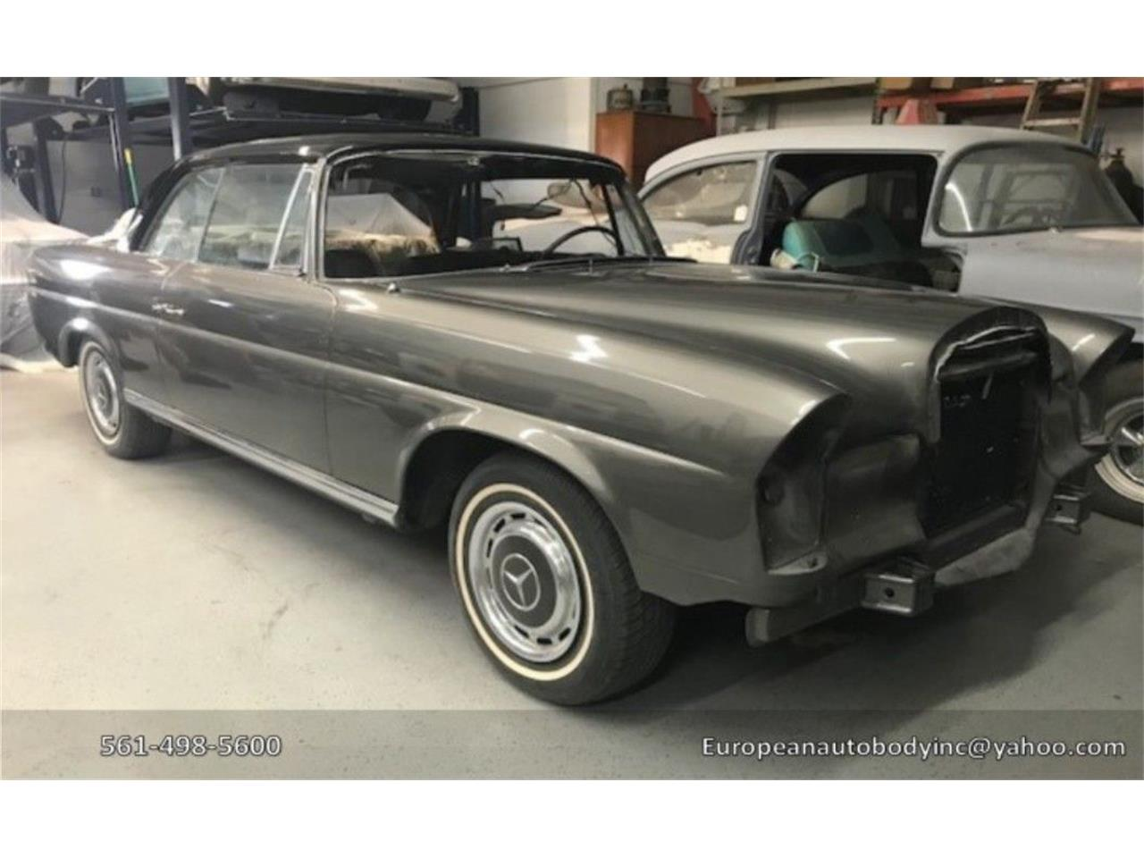 Large Picture of 1969 Mercedes-Benz 280SE - MQQW