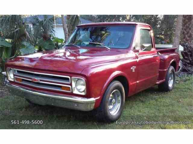 Picture of Classic 1967 C10 Offered by  - MQR1