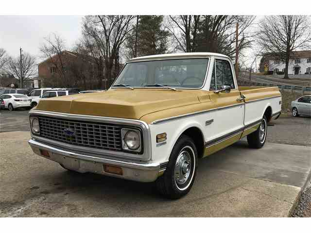 Picture of '72 C/K 10 - MQR8