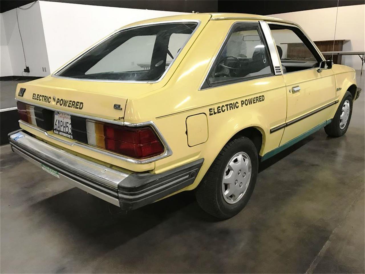 Future Ford Sacramento >> 1981 Ford Escort for Sale | ClassicCars.com | CC-1061117