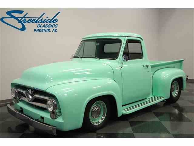Picture of '55 F100 - MQRW