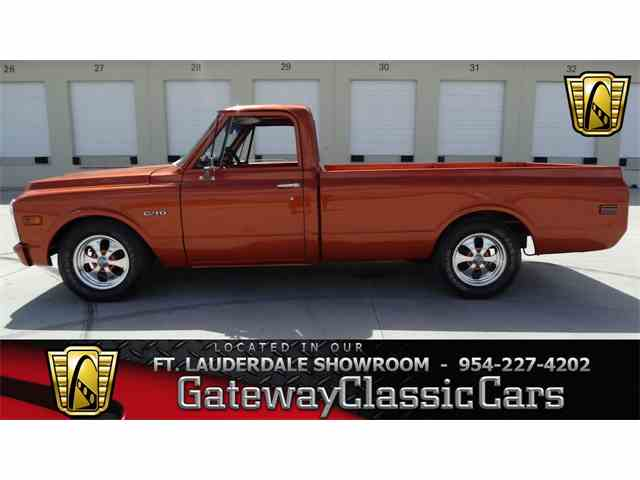 Picture of '70 C10 - MQS3