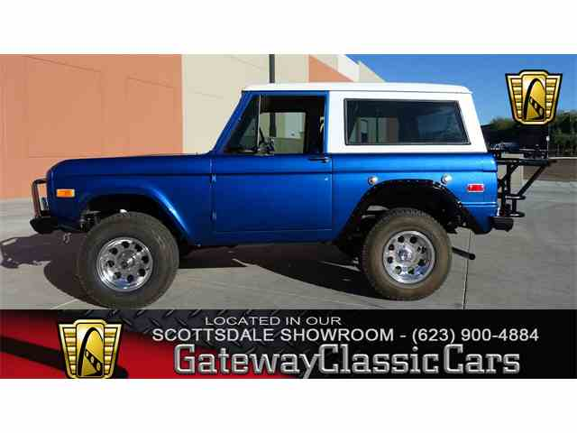 Picture of '71 Bronco - MQSL