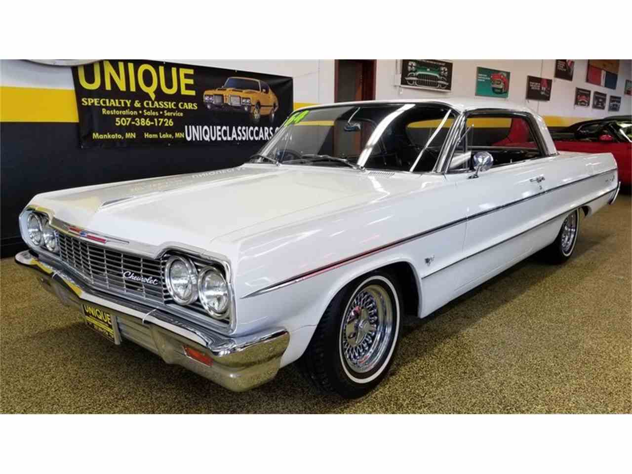 1964 Chevrolet Impala 2 door hard top for Sale | ClassicCars.com ...