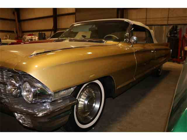 Picture of Classic 1962 Eldorado Biarritz Offered by GAA Classic Cars Auction (Greensboro) - MPZP