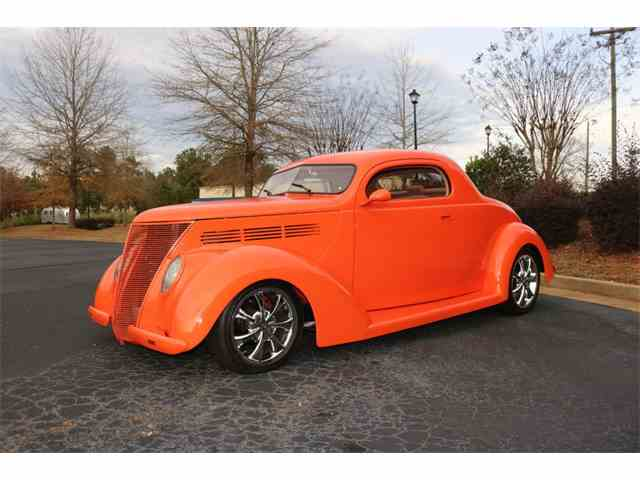 Picture of '37 3 Window Coupe Street Rod - MPWS