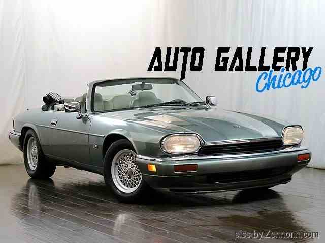 Picture of '95 Jaguar XJS located in Illinois - $7,990.00 - MQTX