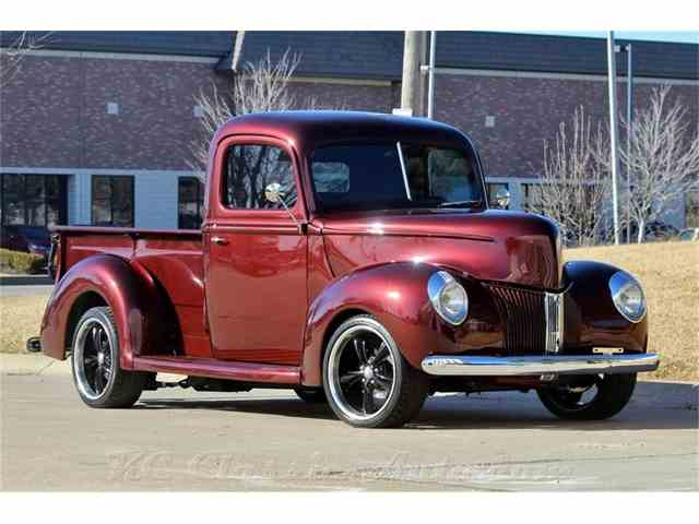 Picture of '40 Pickup - MQUJ