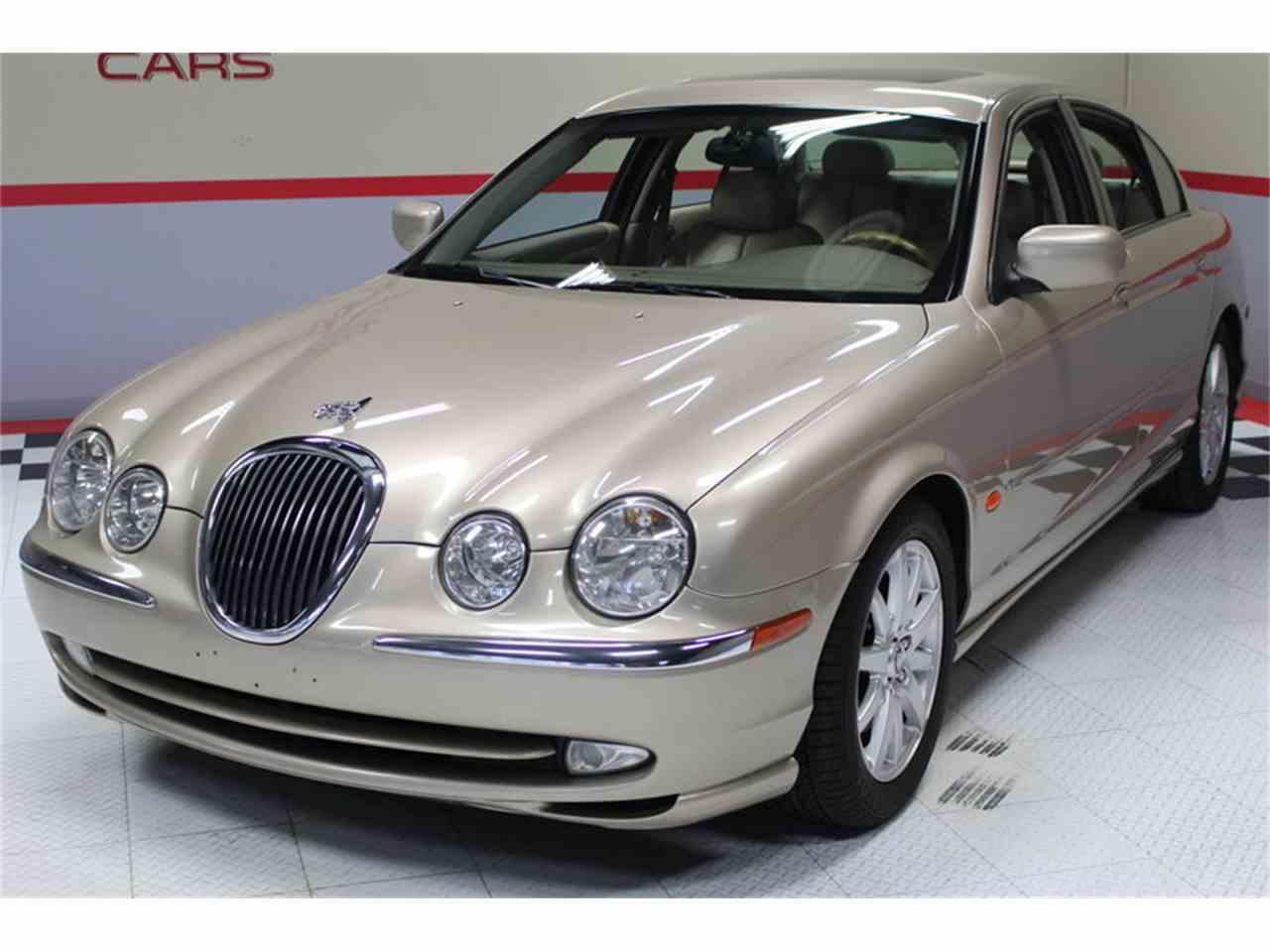 2001 Jaguar S-Type for Sale | ClassicCars.com | CC-1061238