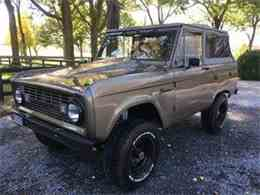 Picture of '69 Bronco - MQUW