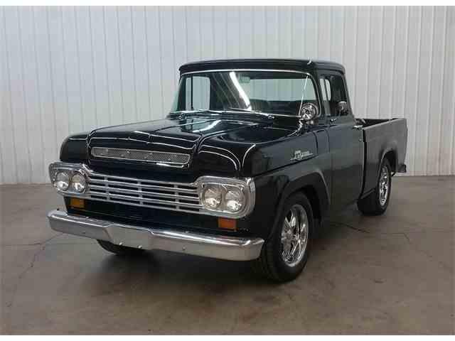 Picture of '59 F100 located in Minnesota - $19,950.00 - MQV0