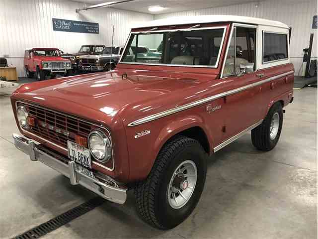 Picture of '69 Bronco - MQVK