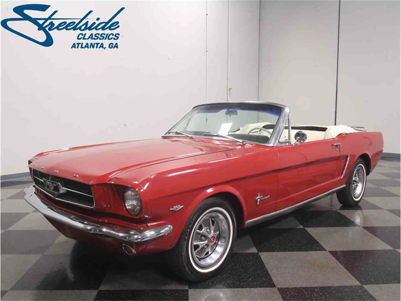 1965 Ford Mustang for Sale | ClassicCars.com | CC-1061272