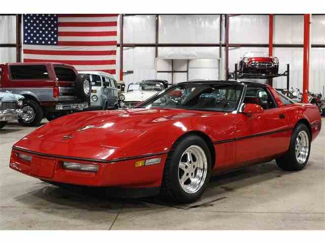 Picture of '87 Corvette - MQVT