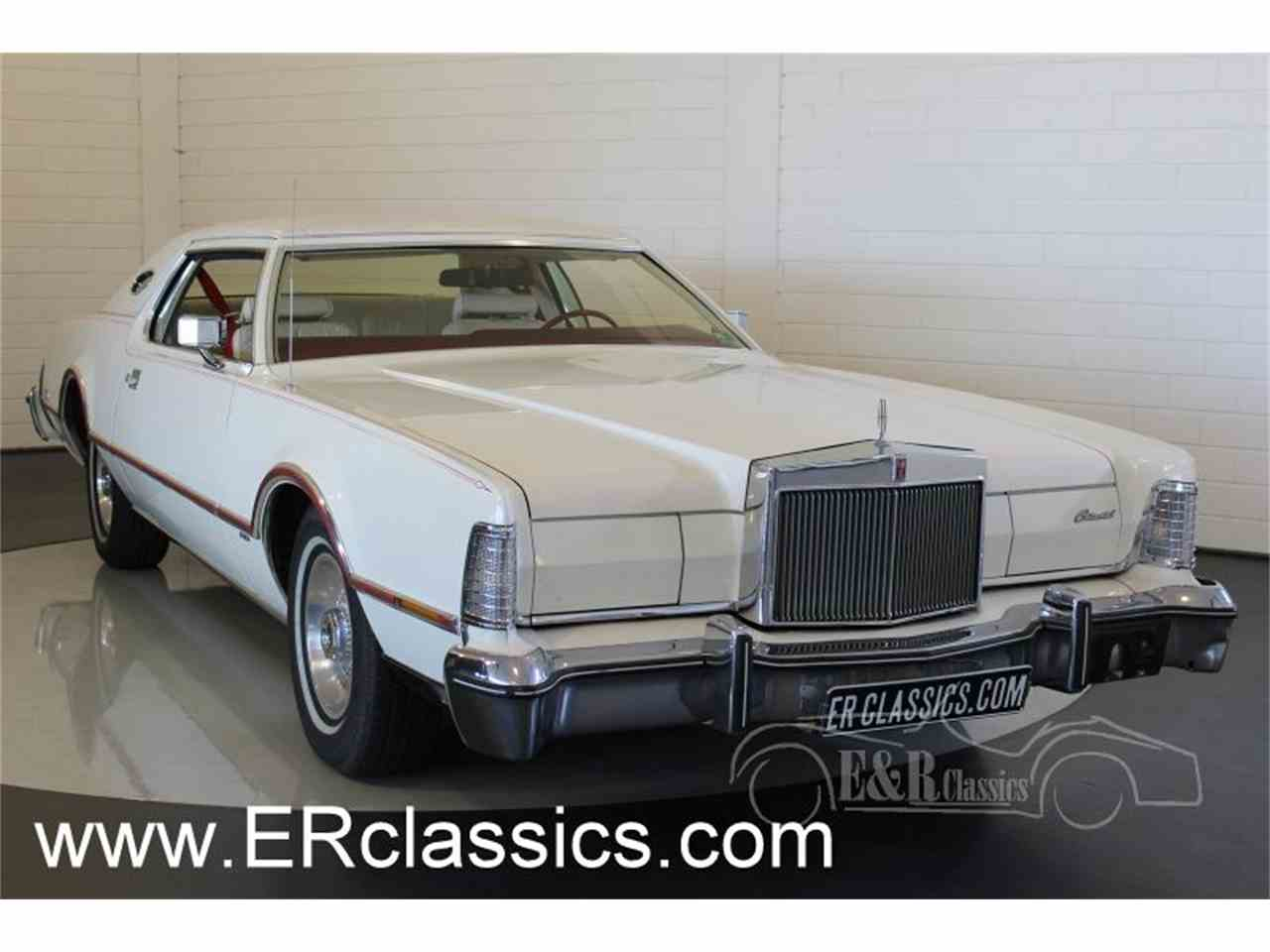 1976 Lincoln Continental for Sale | ClicCars.com | CC-1061280