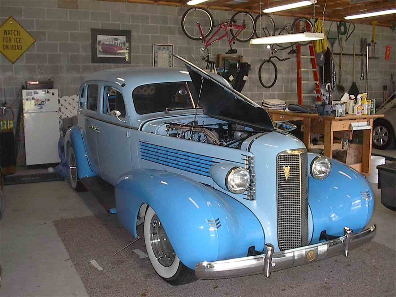 1937 Cadillac LaSalle For Sale