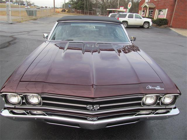 Picture of Classic 1969 Chevelle located in Alabama - MQWH