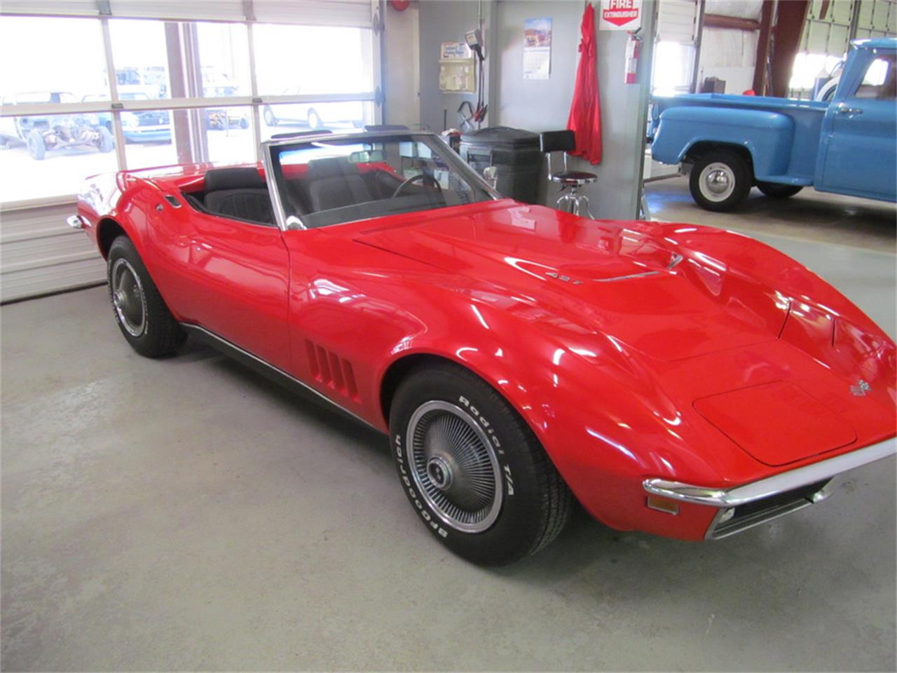 1968 chevrolet corvette for sale cc 1061300. Black Bedroom Furniture Sets. Home Design Ideas