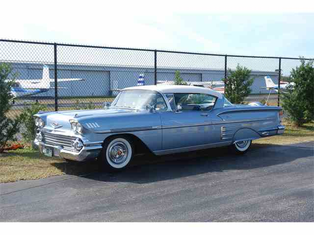 Picture of '58 Impala - MQWN