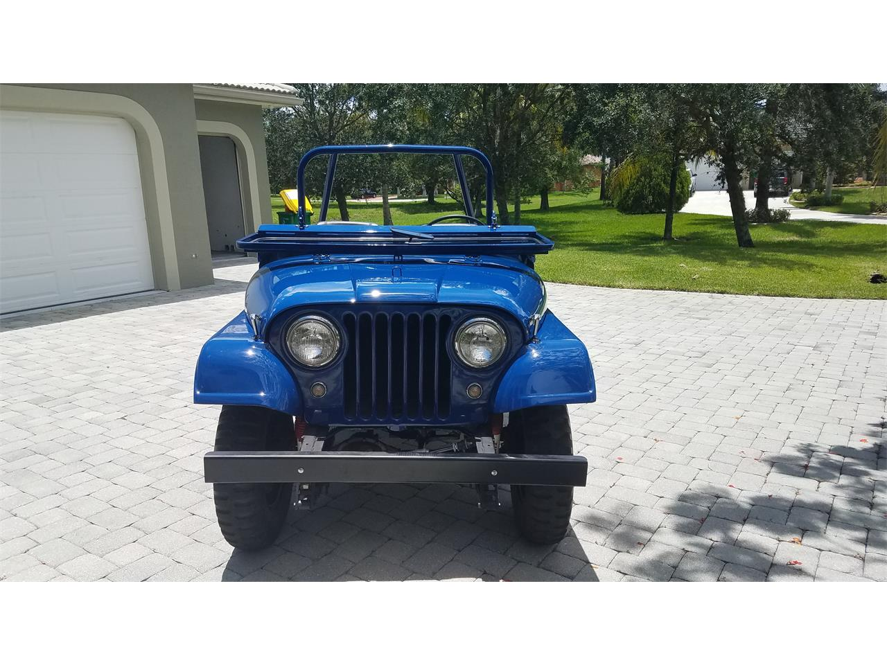 Large Picture of '60 CJ5 - MQX3