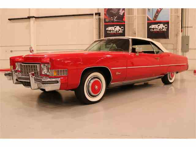 Picture of '73 Eldorado - MQ05