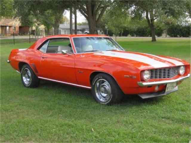 Picture of '69 Camaro - MQY7