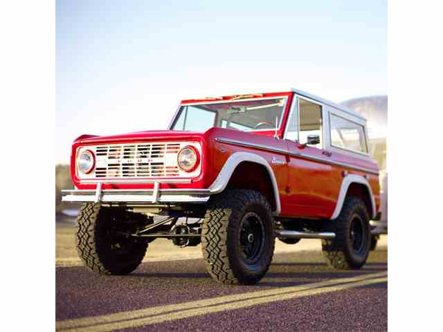 Picture of '68 Bronco - MQYE