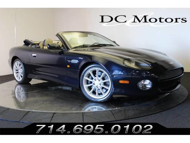 Picture of '01 Aston Martin DB7 located in California - $38,900.00 Offered by  - MR00