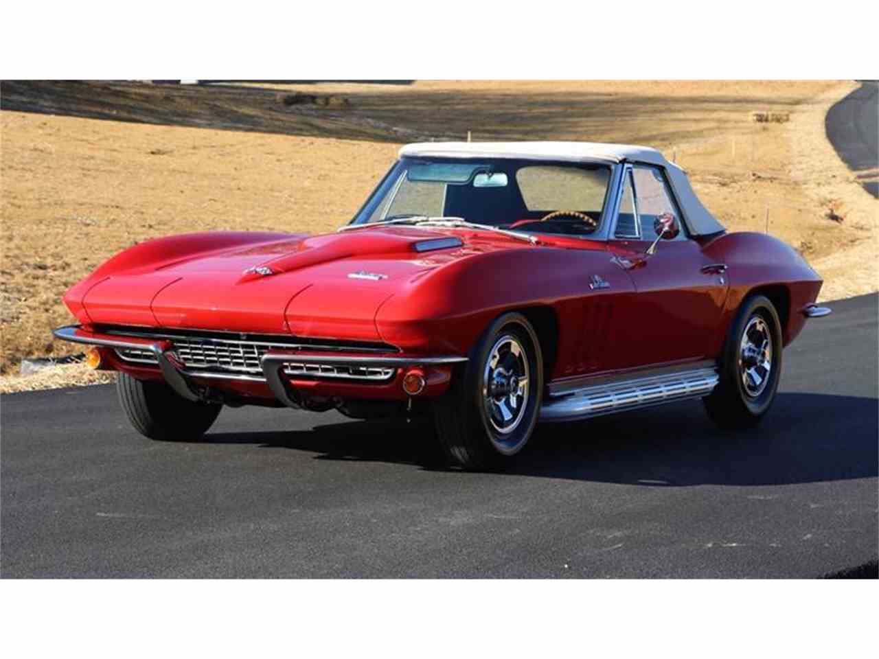 1966 Chevrolet Corvette for Sale | ClassicCars.com | CC-1061437