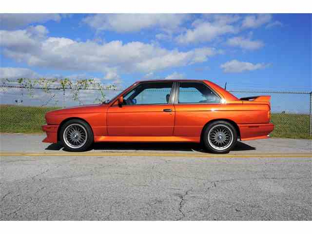 Picture of '88 M3 located in Florida Offered by  - MR0V