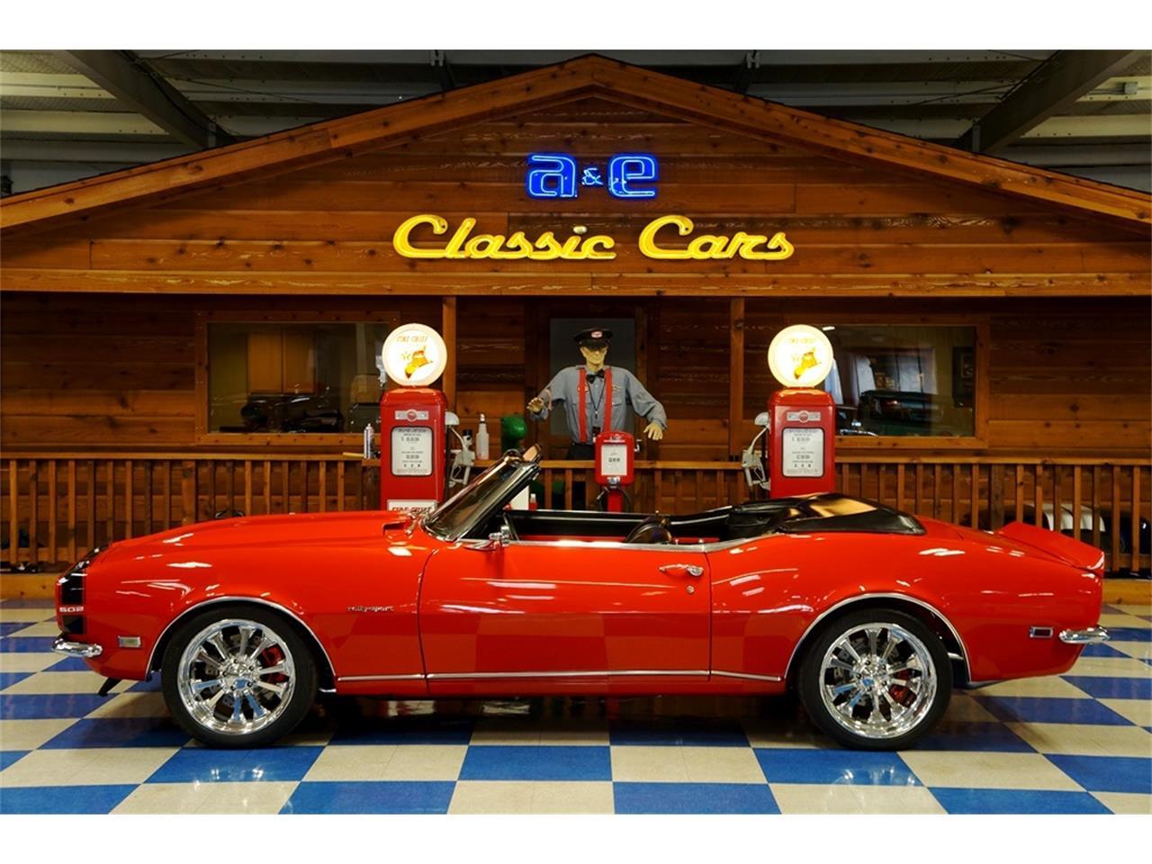 Large Picture of '68 Camaro - MR1H