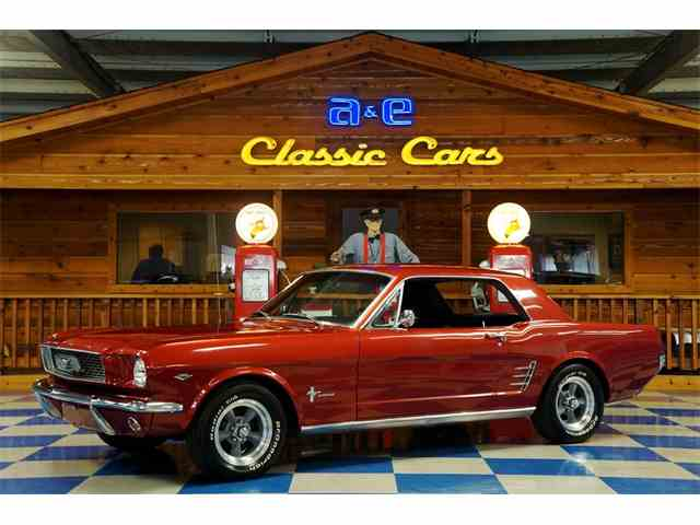 Picture of '66 Mustang - MR1O