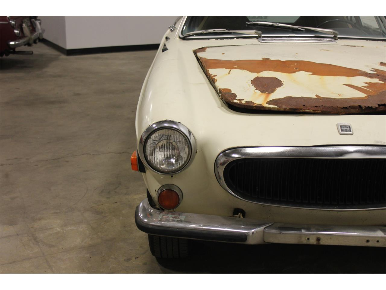 Large Picture of Classic 1972 P1800E located in Ohio - $7,950.00 Offered by MB Vintage Cars Inc - MR24
