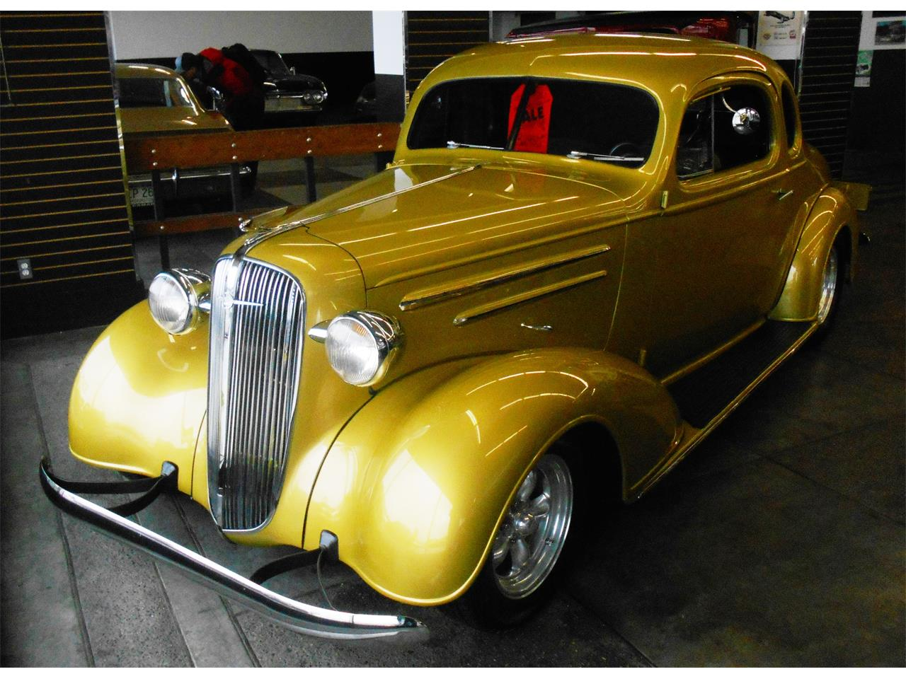 Large Picture of Classic 1936 Chevrolet Coupe located in Tacoma Washington - MR27