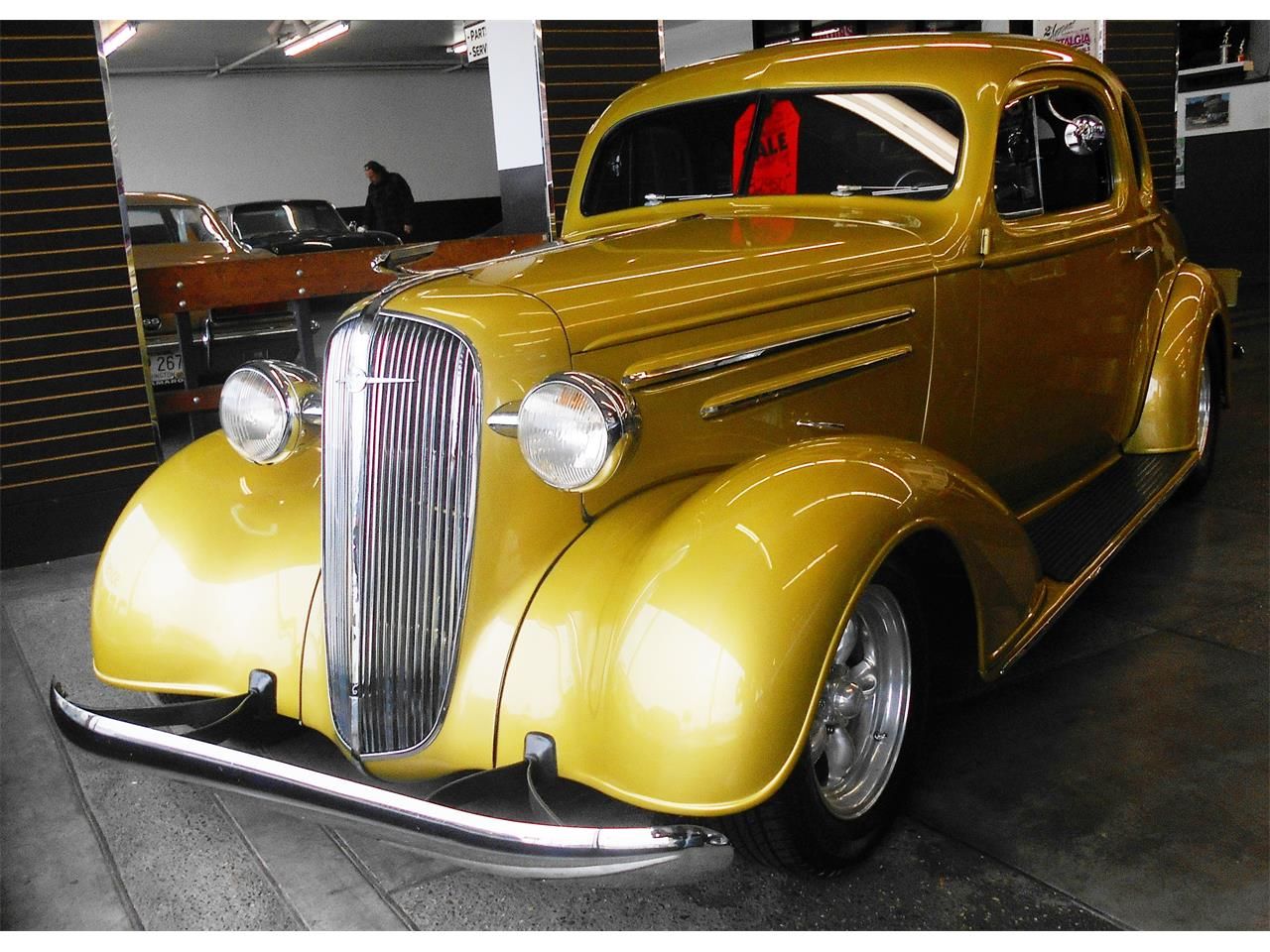 Large Picture of '36 Coupe - MR27