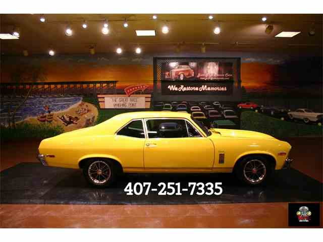 Picture of 1970 Nova located in Florida - $19,995.00 Offered by Just Toys Classic Cars - MR31