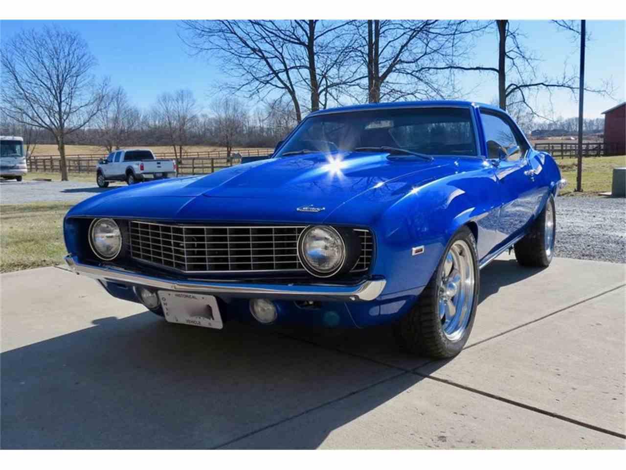 1969 Chevrolet Camaro for Sale | ClassicCars.com | CC-1061557