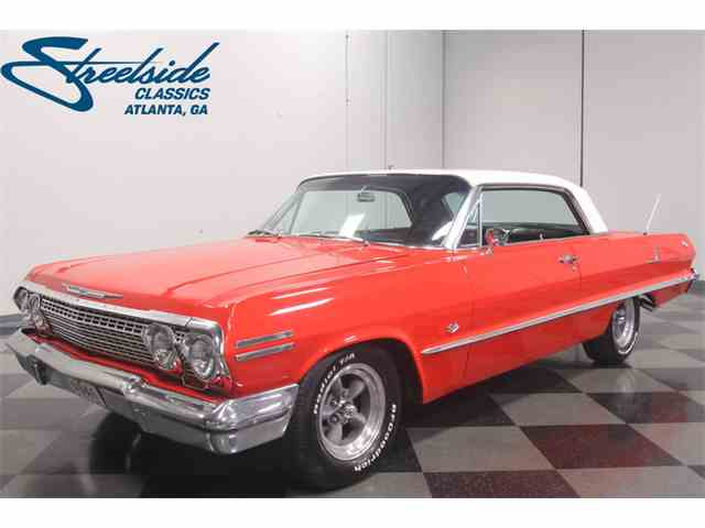 Picture of '63 Impala SS - MR3X