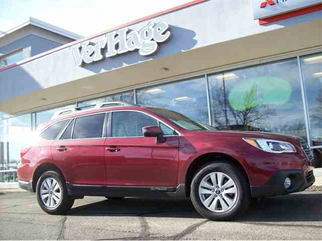 Picture of '16 Outback - MR48