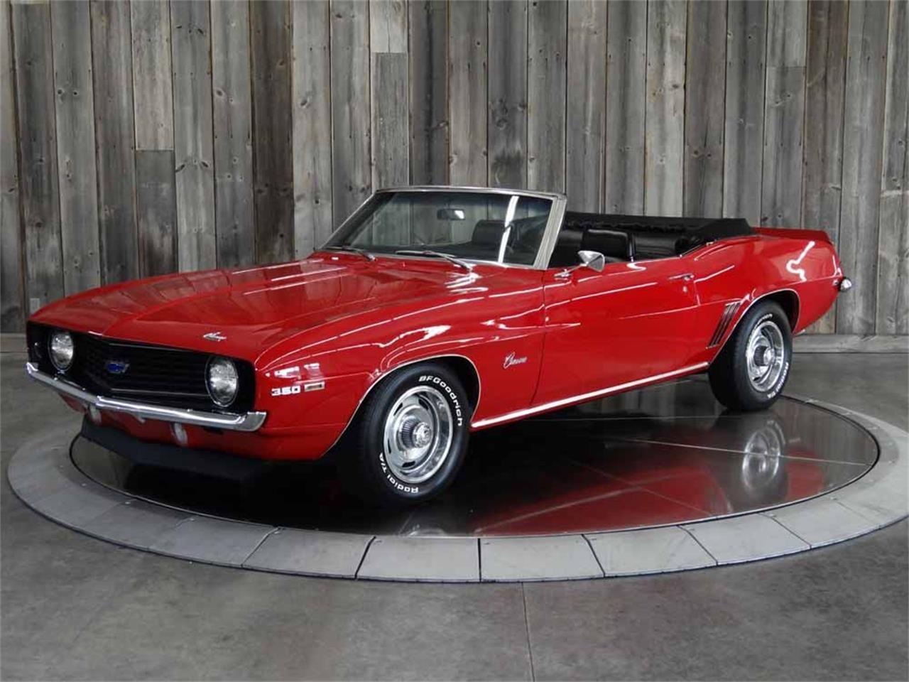 Large Picture of '69 Camaro - MR4E