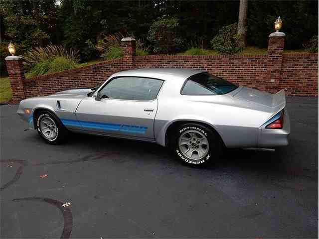 Picture of 1981 Chevrolet Camaro located in Maryland Offered by Eric's Muscle Cars - MR4U