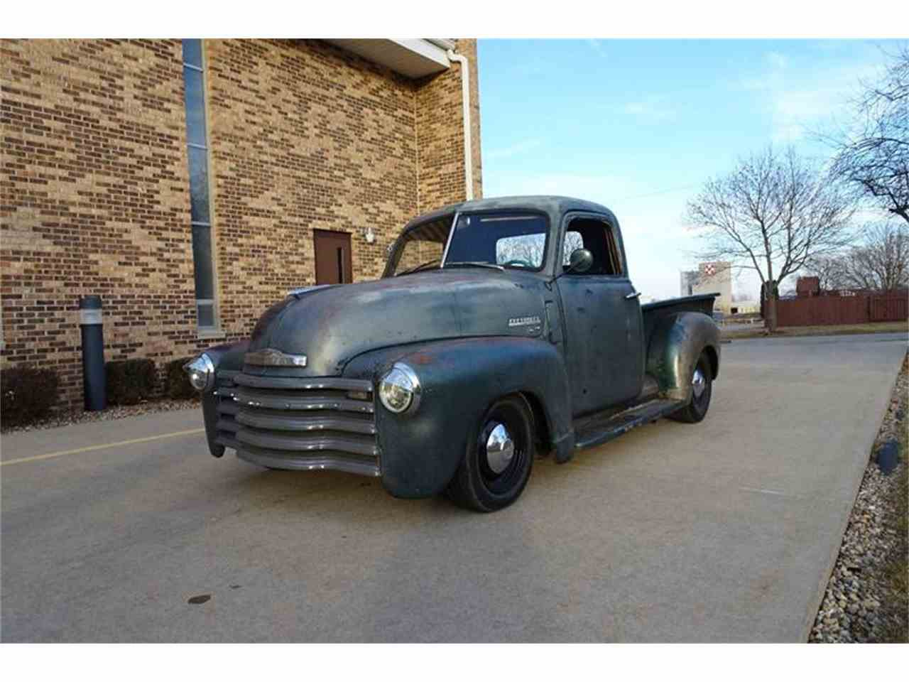 Large Picture of 1949 Chevrolet 3100 located in Iowa - MR5F