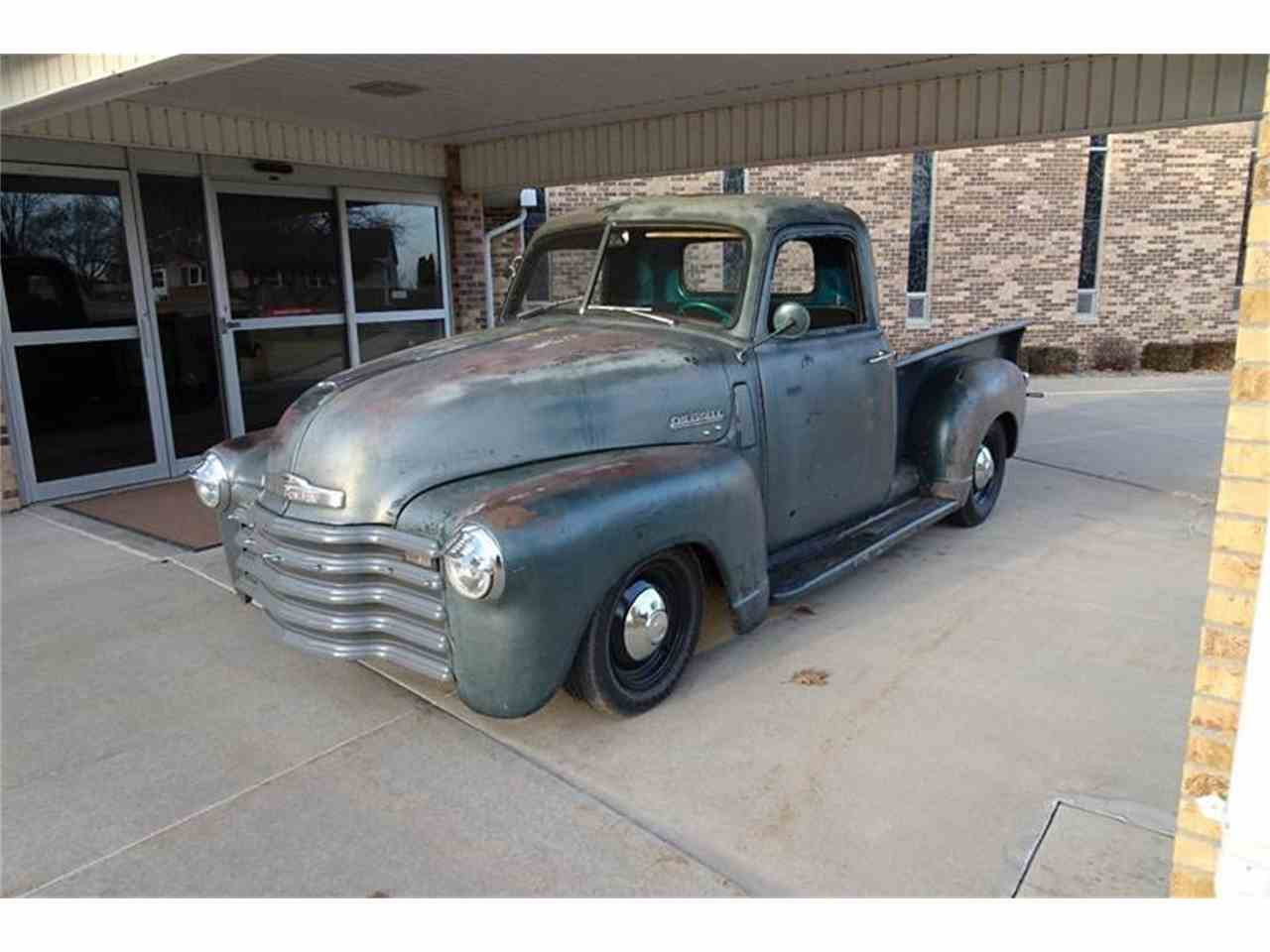 Large Picture of '49 Chevrolet 3100 located in Clarence Iowa - MR5F