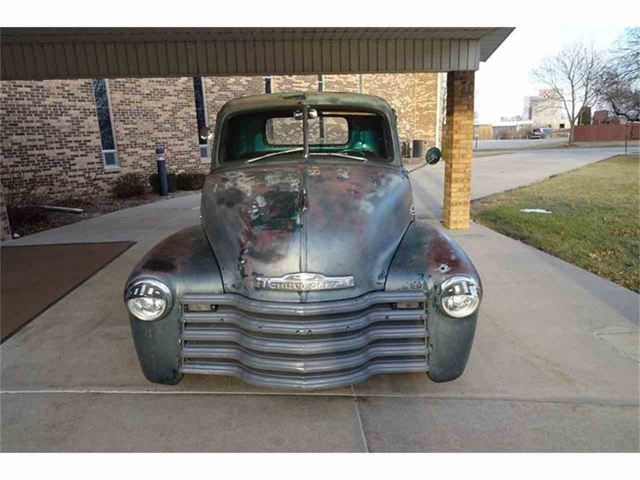 Large Picture of '49 Chevrolet 3100 located in Iowa - $15,995.00 Offered by Kinion Auto Sales & Service - MR5F