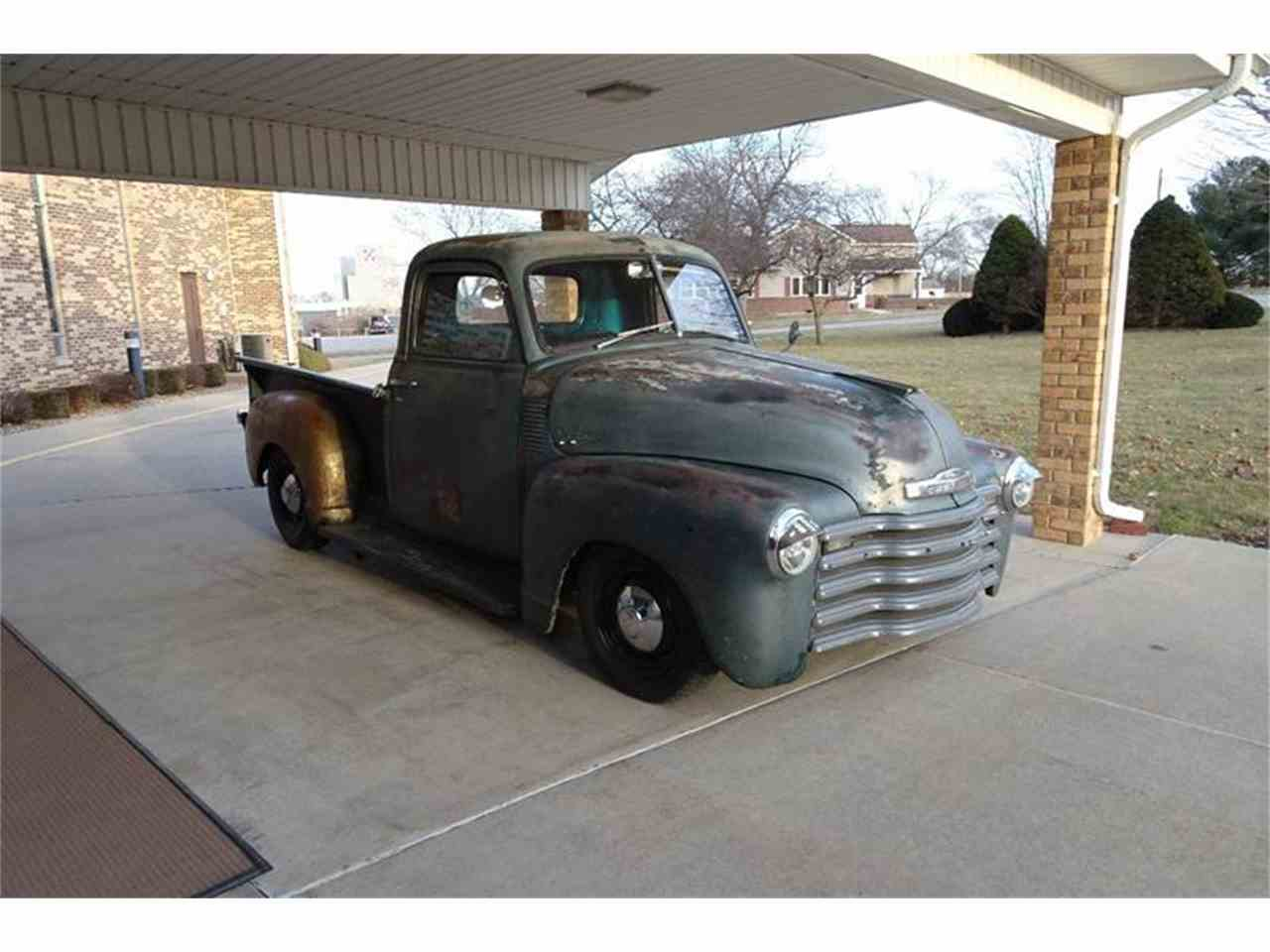 Large Picture of Classic '49 Chevrolet 3100 Offered by Kinion Auto Sales & Service - MR5F